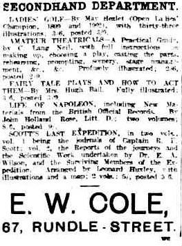 Cole'sBookArcade(AdelaideAdvertiser,1915).JPG