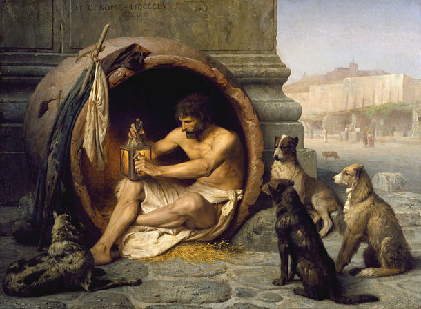 Gerome_-_Diogenes(1860).jpg