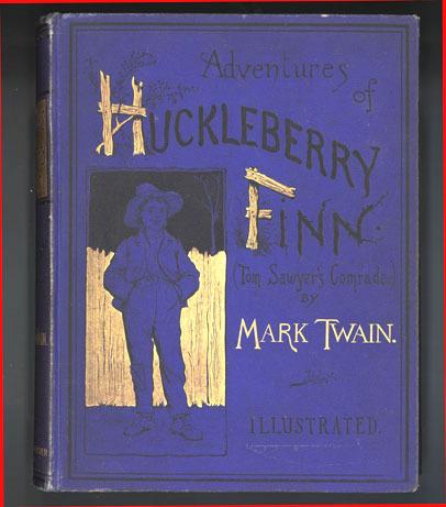 HuckleberryFinn-1stEd(1884).jpg
