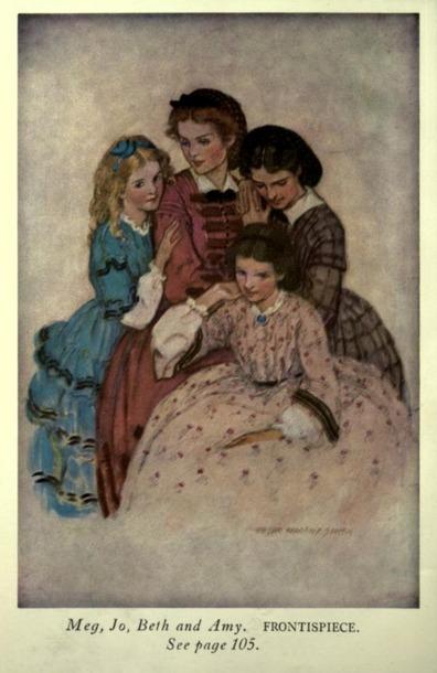 Meg,Jo,BethandAmy(JessieWilcoxSmith,frontispiece)1024.jpg