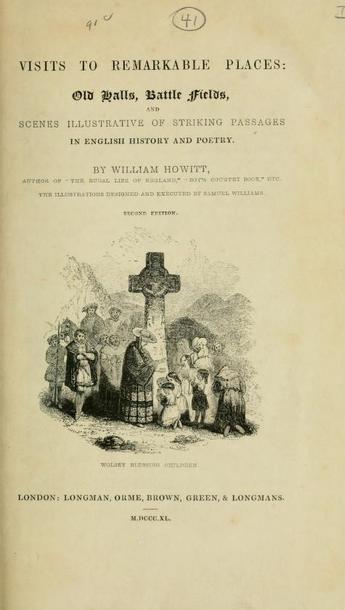 VisittoRemarkablePlaces,WHowitt,1840Esecondedition.jpg