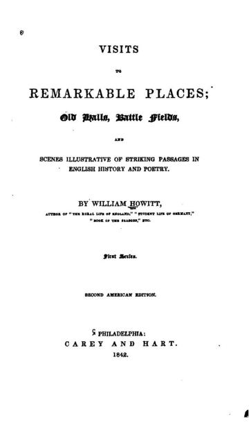 VisittoRemarkablePlaces,WHowitt,1842SUSsecondedition,firstseries.jpg
