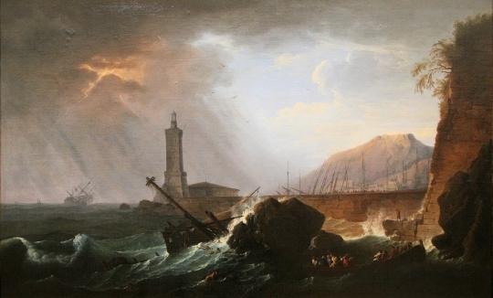 Claude-Joseph Vernet - La Tempete sur le phare.jpg