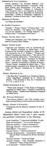 EdwardThomas,Note,MauriceMaeterlinck(NewYork,1911).jpg