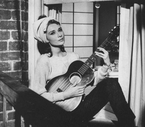 Hepburn,Audrey_atBreakfastatTiffany's(1961).JPG