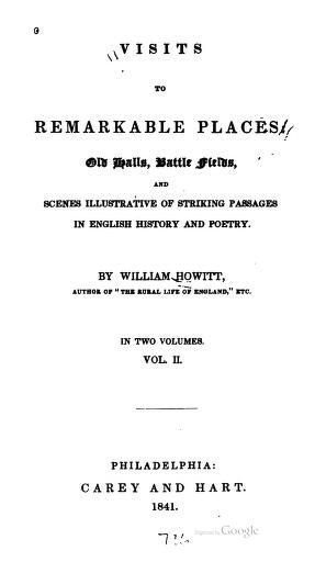 VisittoRemarkablePlaces,WHowitt,1841US.jpg