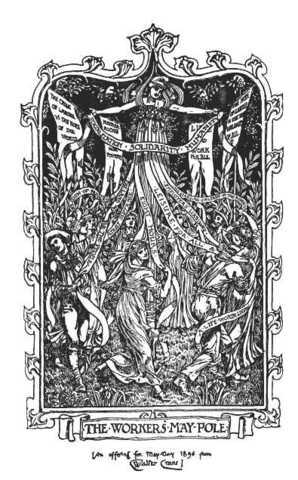 WalterCrane,WorkersMaypole(1894).jpg
