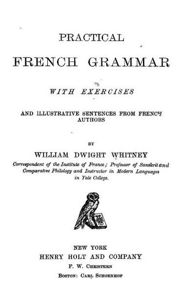 Whitney,PracticalFrenchGrammar(1887).jpg